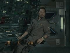 《异星觉醒》片段 女宇航员太空遇险九死一生