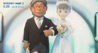 """哆啦A梦:伴我同行2(中国版终极预告 """"两个大雄""""学习成为""""合格的家人"""")"""