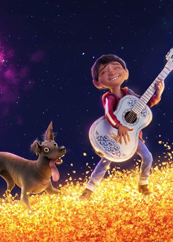 《寻梦环游记》预告 迪士尼皮克斯最新动画力作