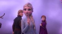 《冰雪奇缘2》彩蛋,魔法森林灵感来源《睡美人》