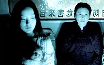 《古镇凶灵》曝完整惊悚彩蛋 午夜电车撞邪遇恶灵