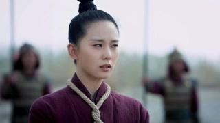 《醉玲珑》刘诗诗绝对是个感性的女孩子,这些眼神说明了一切