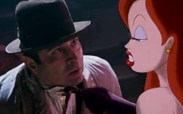 《谁陷害了兔子罗杰》预告 霍斯金斯好莱坞代表作