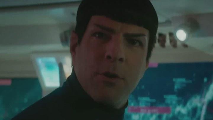 星际迷航3:超越星辰 片段2:进取号毁灭 (中文字幕)