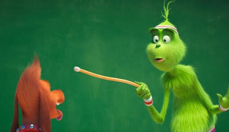 《绿毛怪格林奇》幕后制作特辑