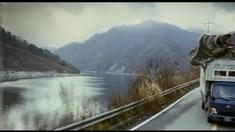 怪物2 特效测试片段之公路追逐