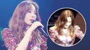 泰妍连续两次飙高音失败 气到落泪:很伤自尊心