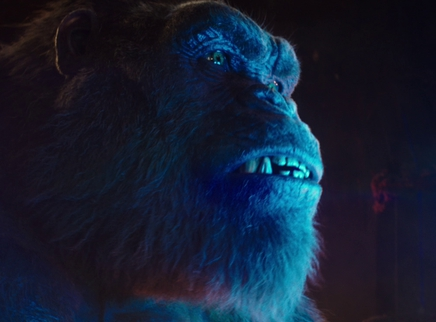 """《哥斯拉大战金刚》""""逃离地心""""片段 票房有望刷新怪兽宇宙新纪录"""