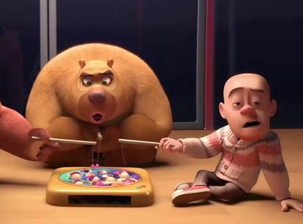 """《熊出没·狂野大陆》""""春节重逢""""特别版预告 正式定档2021大年初一"""