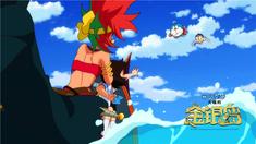 """哆啦A梦 大雄的金银岛 """"大冒险篇""""视频"""