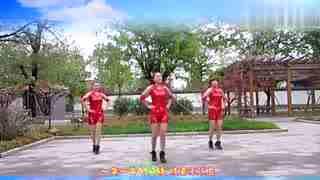 轻纱曼舞广场舞《一路惊喜》