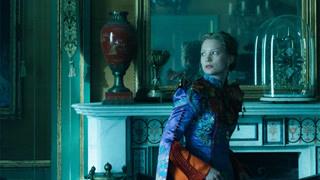 爱丽丝竟意外镜中穿越