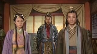 《有情鸳鸯无情剑》元娟与高雄共同练剑 没有成功啊