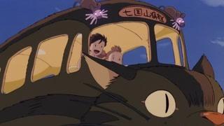 龙猫电车带小梅小月找妈妈