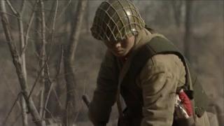 八路军竟然使用陶瓷地雷!鬼子的排雷器这下失灵了!