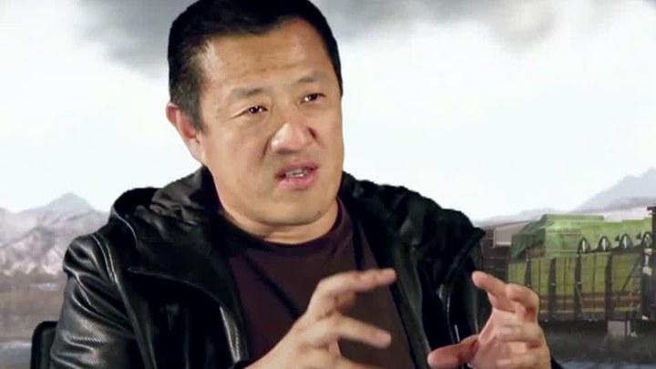 铁道飞虎 花絮2:特效特辑 (中文字幕)