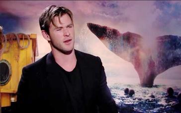 《海洋深处》花絮2:访谈之克里斯·海姆斯沃斯