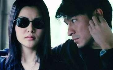 《暗战》经典爱情片段 蒙嘉慧对刘德华一见钟情