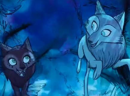 《狼行者》主题曲MV 挪威精灵歌姬唱响首轮超前点映预售