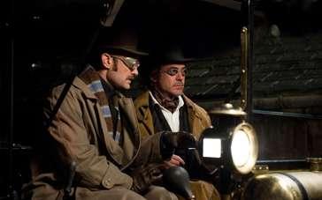 《大侦探福尔摩斯2:诡影游戏》片段5
