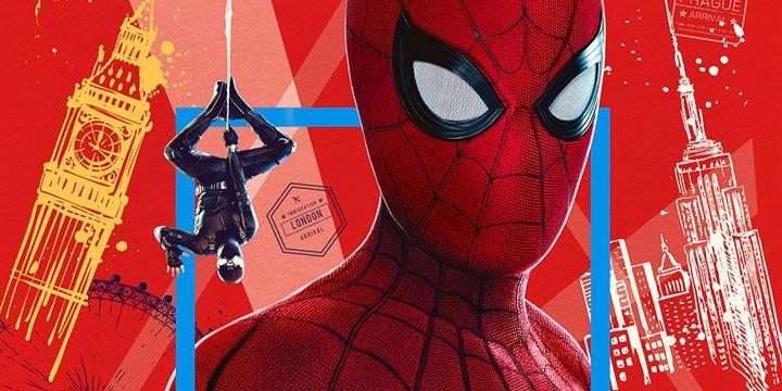 《蜘蛛侠:英雄远征》红毯采访特辑