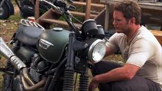 侏罗纪世界 制作特辑之Chris Pratt