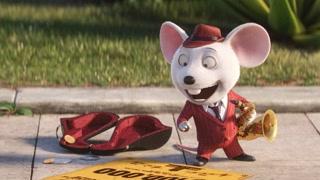 《欢乐好声音》恶霸老鼠片段
