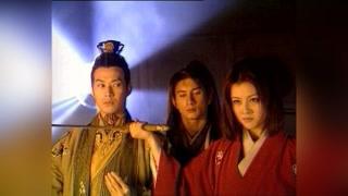 《侠女闯天关》白瑞雪威胁陆剑萍交出太公天书 有两个人质