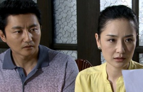 【离婚协议】第35集预告-涂岩松父亲变呆萌祝福一家和谐安康