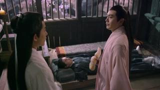 折颜用莲藕给夜华装假肢