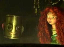 《勇敢传说》中文片段 公主求助巫婆魔法显神功