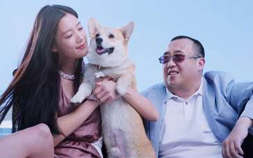 《一条叫王子的狗》终极预告 柯基王子城市冒险