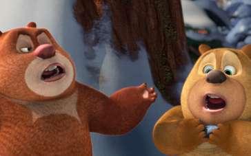 《熊出没之雪岭熊风》口碑视频 三天狂揽1.05亿