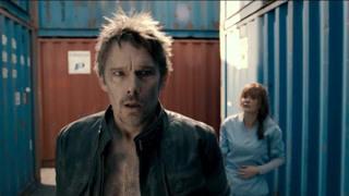 特拉维斯挟持医生出现幻觉