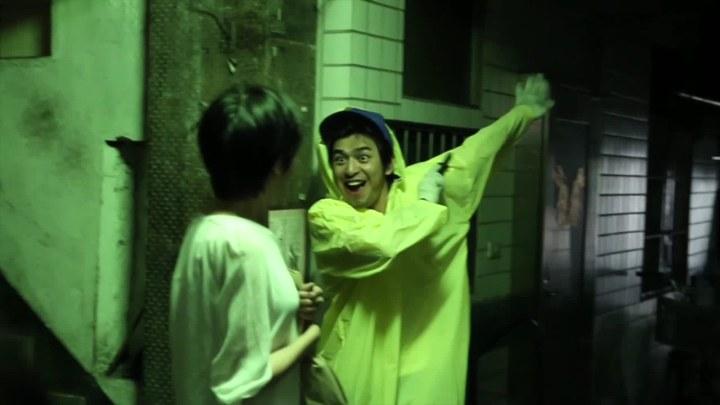变身超人 花絮2:喜剧特辑之陈柏霖