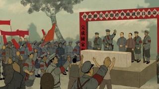 敌我军服难区分 红袖标成关键物件