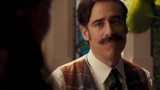 《胡迪尼与道尔 第一季》史蒂芬·曼甘踩点,最帅不过你