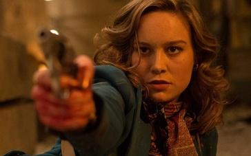《走火交易》中文预告 布丽·拉尔森持枪怒射