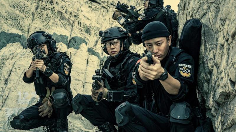 《特警队》暖心特辑 致敬特警燃爆中国力量