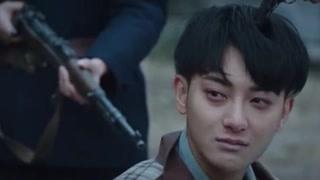 《热血少年》卫乘风扇吴乾耳光  吴乾看见红衣最后一面眼圈都红了