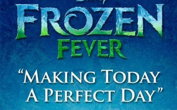 《冰雪奇缘:生日惊喜》主题曲 Elsa打喷嚏逗趣