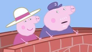 猪爷爷的停船演示 真是一次完美的错误示范
