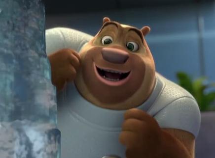 """《熊出没·狂野大陆》终极预告 """"熊强组合""""遭遇超级变身"""
