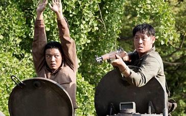 《西部战线》曝光特辑 薛景求吕珍九前线逗比开战