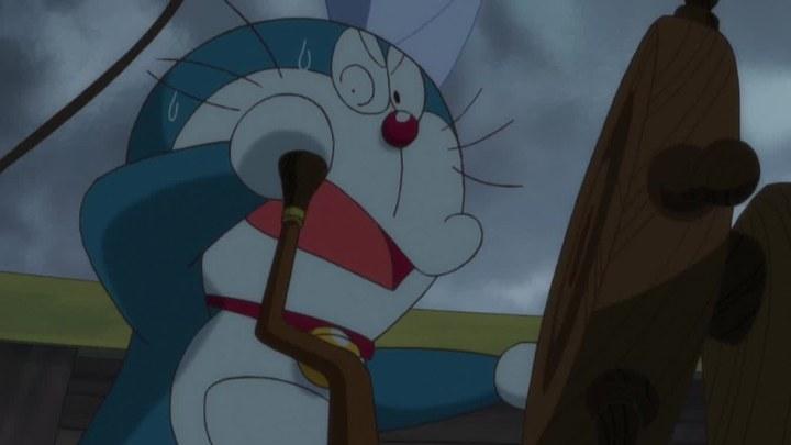 哆啦A梦:大雄的金银岛 片段3 (中文字幕)
