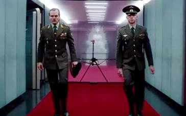 《碟中谍4》精彩片段 克鲁斯携佩吉变装窃取资料