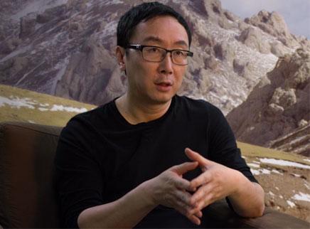 《我们诞生在中国》特辑 陆川为新片安利:拍摄想法太疯狂!