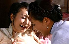 花火花红-36:美艳孕妇遭敌军玷污欲自杀