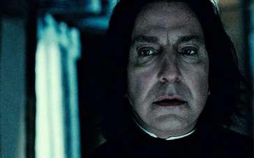 《哈利·波特与死亡圣器(下)》片段 斯内普的秘密
