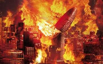 《末日浩劫》定档预告 灾难袭来末世气氛不安凝重